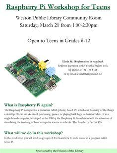 Raspberry Pi Workshop