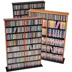 Prepac   Floor Media Storage   CD U0026 DVD Media Storage | Liset Veliz CD U0026  DVD Media Storage | Pinterest | Media Storage, Storage And Storage Cabinets
