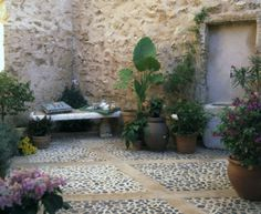 Low Maintenance Front Yard Landscaping | paved backyards low maintenance for busy bees for a low