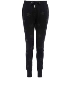 Zoe Karssen Black Leather Star Printed Sweatpants | Ladies Fashion | Liberty.co.uk Ladies Fashion, Womens Fashion, Zoe Karssen, Star Print, Liberty, Black Jeans, Black Leather, Sweatpants, Printed