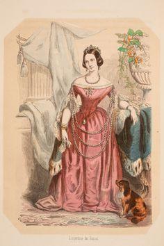 Empress Alexandra Feodorovna of Russia (Princess Charlotte of Prussia)