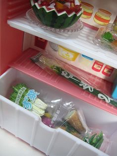 Miniature - Putting Veggies Away | Flickr - Photo Sharing!