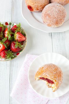 When the first quart of spring strawberries arrived in our produce delivery bin a few weeks ago, Andrew immediately asked if we could bake something with them. I asked what … Read More