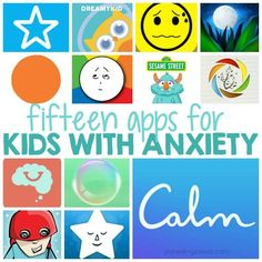 This list of 15 Apps for Kids with Anxiety has done wonders for helping us navigate the negative thinking, difficult social situations, and anxiety.