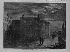 Keats at Guys Hospital Pt 1  - Life in a 'jumbled heap' of 'murky buildings'