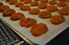 Pumpkin Cookies - For 4 Legged Friends - Farmgirl Gourmet
