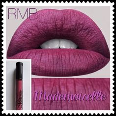 Mademoiselle matte liquid lipstick Kleancolor madly matte liquid lipgloss  Long lasting, matte finish, no dry feeling   New and sealed  Firm price, no offer please  **** please pay attention, items not exactly the same as pictures, but I did all of my try to show the closest color to the item.  For more items please check my list  Any questions any comments are welcome   Usually item ships next day after purchasing except weekend Kleancolor Makeup Lipstick