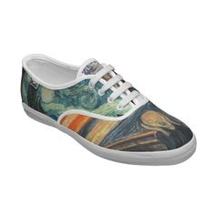 FAMOUS PAINTING SHOES  my life is complete b6cf7c065aef2