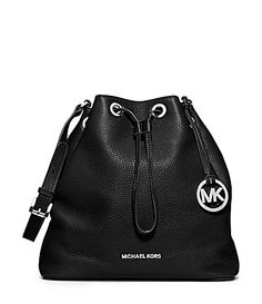 82bc325a665d The Michael Kors Jules Drawstring Black Shoulder Bag is a top 10 member  favorite on Tradesy. Fatima Hijab