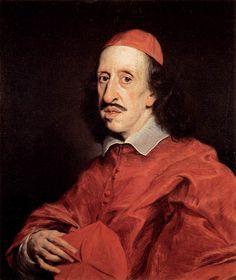 Cardinal Leopoldo de Medici