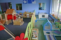 2 and under play area!