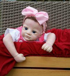 ooak reborn newborn babyl girl reborn baby Juliet girl art doll   Dolls & Bears, Dolls, Reborn   eBay!