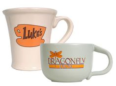 gilmore girls mugs want these