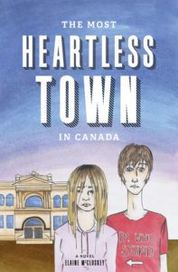 The Most Heartless Town In Canada, by Elaine McCluskey (Anvil Press)… Newspaper Photo, Bizarre Photos, Summer Reading Lists, Short Stories, The Ordinary, Novels, It Cast, Canada, Author