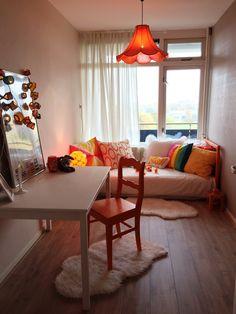 Orange is the new black! Modelwoning Apeldoorn- Syntrus Achmea Real Estate