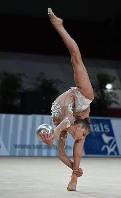 RHYTHMIC GYMNASTICS Aleksandra Soldatova (Russia), Grand Prix (Thiais) 2016