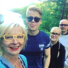 The family #toriseva #torisevanrotkojärvet #futuremarja