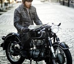 BMW R27 1963 - i'd like to get around on this one day...
