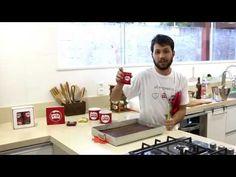 Receita Brownie do Luiz, Por Luiz - YouTube