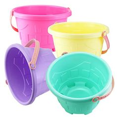 Option for Sand Buckets; week 1