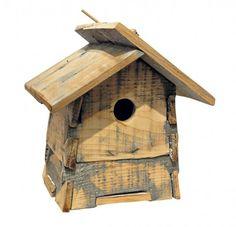 Comment fabriquer une cabane d 39 oiseau recherche google - Cabane oiseaux fabriquer ...
