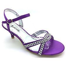 I like these! Something with a lower heel like this I can handle!