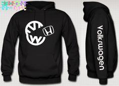 cars Volkswagen hoodie