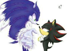 Sonic the Werehog VS Shadow the hedgehog