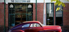 The Crosstown Eating House is a funky little Bar and Restaurant located in the antique strip of Logan Rd Woolloongabba, Brisbane - they serve shared starters and bistro style mains. Live music on the weekends too!