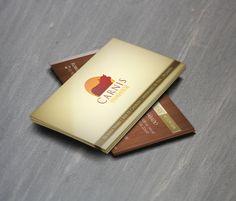 Cartão de visita Carnis Steakhouse - Frente.