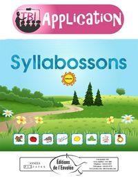 Syllabossons - Provenant de la trousse de conscience phonologique « FunOTrousse », cette application pour TBI demande à l'enfant de classer les images dans les colonnes selon le nombre de syllabes. Il y a 72 images différentes à placer dans 9 écrans.