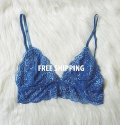 FREE SHIPPING WITHIN THE UNITED STATES WHEN YOU SPEND $25 OR MORE ONLY ON BRALETTES! USE COUPON CODE FSBRA. **FREE SHIPPING ONLY APPLIES TO BRALETTES. ALL OTHER ITEMS ARE SUBJECT TO NORMAL SHIPPING RATES.   Summer is here! These adorable floral bralettes would look so amazing underneath jackets, dresses and tops. High quality with low-cut adjustable straps in front and adjustable elastic bands on the back with a hook for closure. Material feels so soft and comfy with no wire or pads…