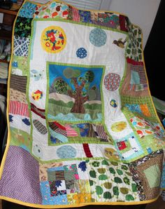 -memory-quilt-using-baby-clothes