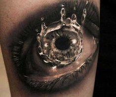 .  . Artist: Alex Torres Augen-Motive gehören zur Zeit zu den angesagtesten Tätowierungen der internationalen Szene. Meist werden diese Tattoos im Realistik-Stil gestochen und verlangen daher nach einem entsprechenden Spezialisten. Augen können eigentlich auf jede gewünschte Körperstelle tätow…