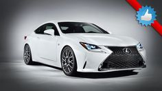 2015 Lexus RC 350 F Sport - Lexus has unveiled the 2015 RC 350 F Sport ahead of its debut at the 2014 Geneva Motor Show.