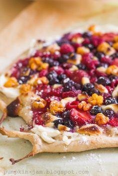 Pizza Gino {recipe in Finnish}.
