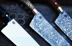 The highly acclaimed knives of Blood Root Blades are made in Athens, #Georgia.