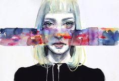 Watercolor Portrait Paintings18