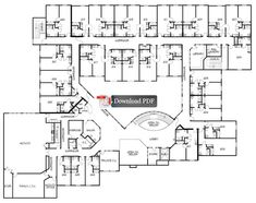Assisted Living Facilities Floor Plans Nice, be nice and floors on pinterest