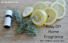 Easy DIY Home Fragrance Ideas