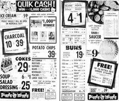 1965 Vs 1966 Cost Of Living 1969 Press Photo I Remember