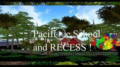 Second Life - Pacifique - Video of School night fun party Second Life - Pacifique School & Recess Party - 7-20-16 -...