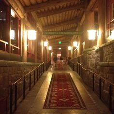 Wilderness Lodge Disney- I have such nice memories of my kids when they were younger running up and down