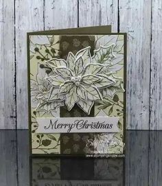 Poinsettia Cards, Christmas Poinsettia, Christmas Cards, Christmas 2016, Handmade Greetings, Greeting Cards Handmade, Happy Birthday Gorgeous, Free Cards, Card Making Inspiration