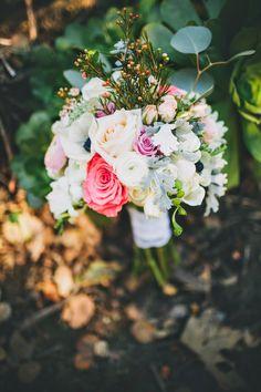 Wallflower Inspiration Floral Design// #anemone #romanticbouquet #weddingbouquet #roses #blush