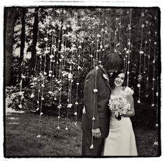 Wedding ARCH Ideas?! Share Your Ceremony Arches! « Weddingbee Boards maybe someone else could use this