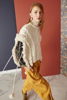 0abd2a1fe9b2 Ulla Johnson Pre-Fall 2019 Fashion Show Collection  See the complete Ulla  Johnson Pre-Fall 2019 collection.
