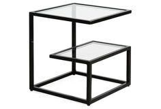 Cooper Bunching Table, Black