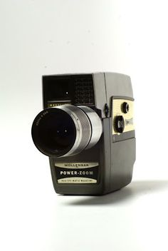 Wollensak Power Zoom 8mm Film Movie Camera  $100 US