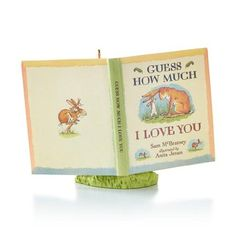To The Moon And Back2013 Hallmark Keepsake OrnamentFrom The Guess How Much I Love You collectionQXI2519 *** Click image for more details. (It is an affiliate link and I receive commission through sales)